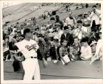 don drysdale con fanaticos los angeles