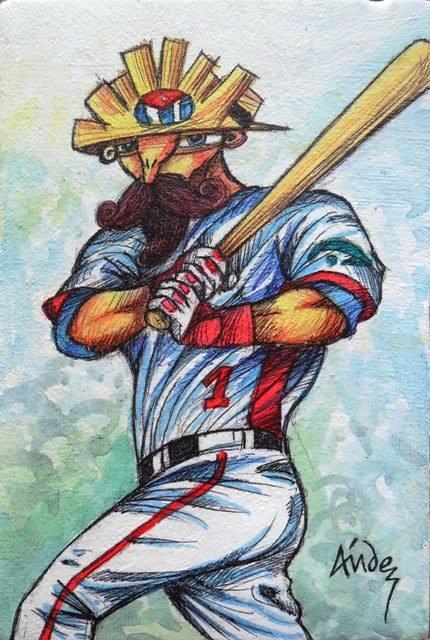cubano caricatura rogerio